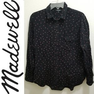 MADEWELL Button-Down Top